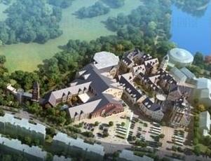 腾越热泉 翡翠SPA——云南腾冲高黎贡国际旅游城一期温泉部分策划及设计方案