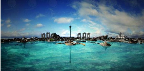 卓达海洋公园——世界文化型海洋主题公园的典范