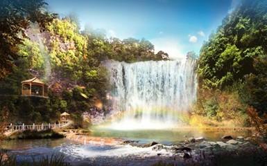 峡谷溪瀑景区升级——河南神灵寨提升策划、总体规划及5A景区创建计划