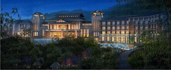 湖南四方山度假酒店
