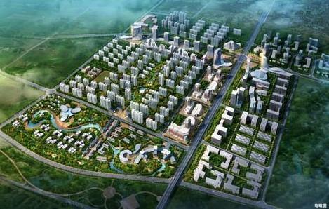 以温泉休闲综合体实现产业集聚与区域带动——西安渭水园温泉度假村综合开发