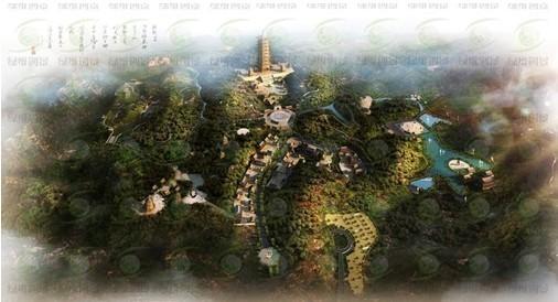 山水夜郎 度假王国-湖南夜郎文化旅游项目总体策划