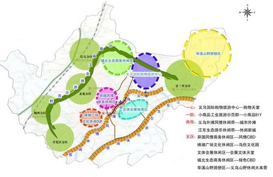 城市旅游的整合与开发——以义乌为典型,探寻城市旅游发展之道