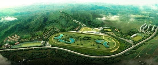 中国赛马场走出困境的全新思考 ——以济南国际赛马场提升策划及概念性规划为例