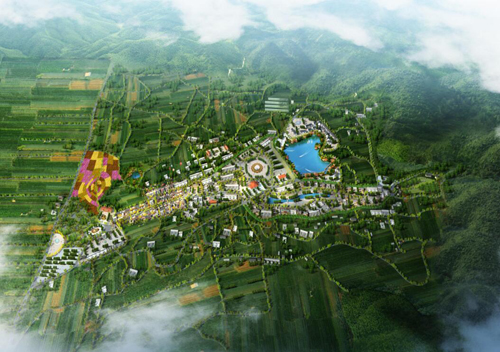 打造四季全时的乡村旅游目的地 ——河北省卢龙县鲍子沟乡村旅游示范村创建规划