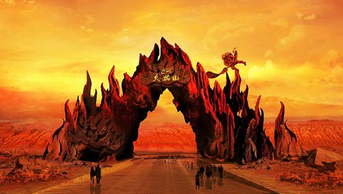 """绿维案例丨创新设计,引爆""""新疆火焰山景区"""""""