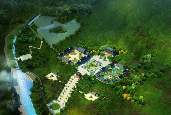 道教文化|王屋山风景区总体策划暨总体规划