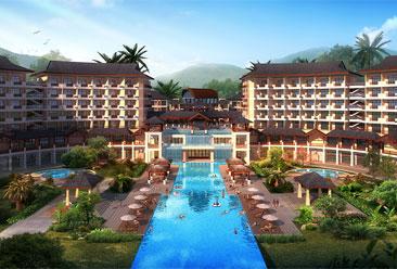 海南七仙瑤池酒店